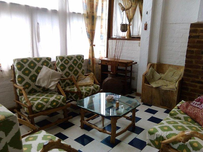 Green House beautiful lodging house in Sua  close Atacames, Esmeraldas, Ecuador, holiday rental in Esmeraldas Province