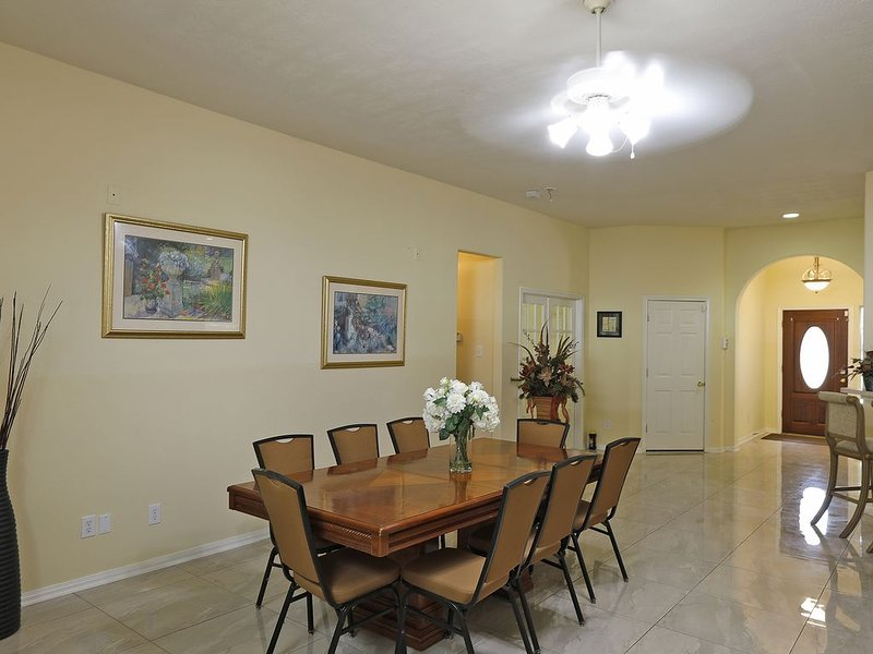 Sugar Land Center/Richmond City/Houston/Shopping, vacation rental in Clodine