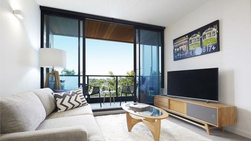 'ABODE 316' NEW boutique 2 Bedroom, 2 Bathroom, holiday rental in Yarra Glen