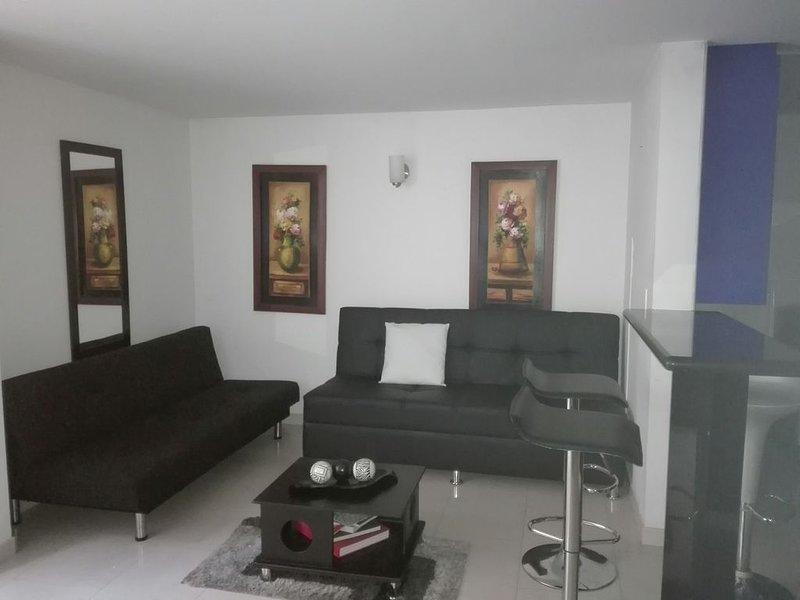 Chapinero Alto -La Candelaria, Zona G,T, alquiler de vacaciones en Bogotá