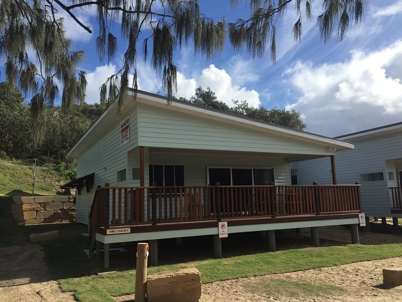 Maheno Cottages 'Yenningee Bora', vacation rental in River Heads