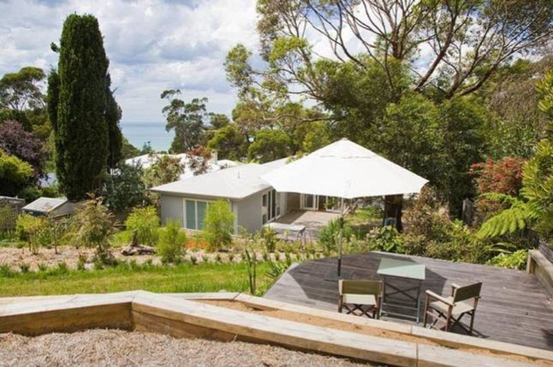 the OTWAY HOUSE, LORNE, VIC, vacation rental in Kennett River