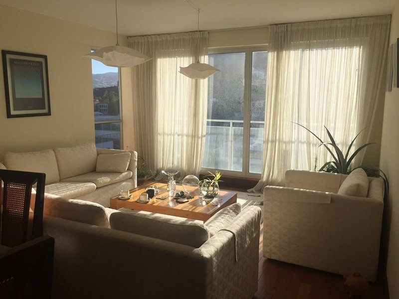 Beautiful Luxury Apartment, sunny, cozy. Perfect for family or business travel, casa vacanza a La Paz Department