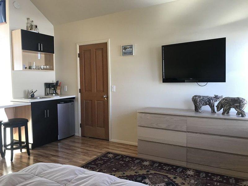 Quiet Mountain Studio Apartment in Midway-near Park City & Sundance, location de vacances à Midway