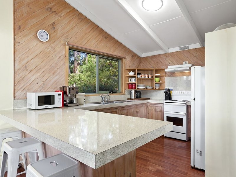 Karingal Cottage Wye River, casa vacanza a Forrest