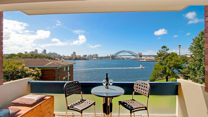 Balmain East Harbour Views, vacation rental in Balmain