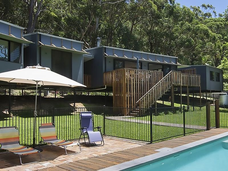 Austinmer Bush Beach House - custom designed for fun relaxing family holidays, alquiler de vacaciones en Wollongong
