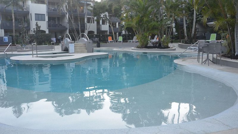 French Quarter on Hastings unit 125, holiday rental in Noosa Heads