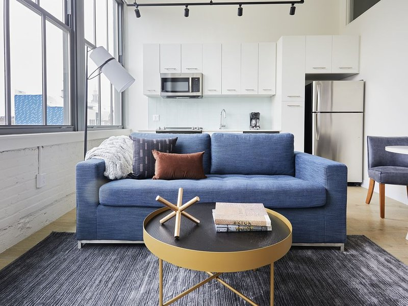 Sonder | Sixteen Hundred | Calming 1BR, location de vacances à Philadelphie