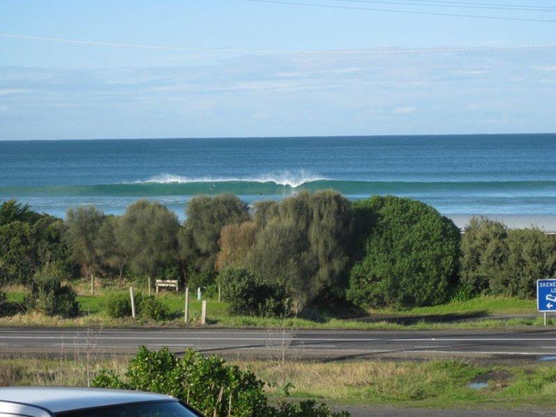 Ocean Vista Holiday Home, Beach 50m, Fireplace, Deck, Family Friendly, location de vacances à Johanna