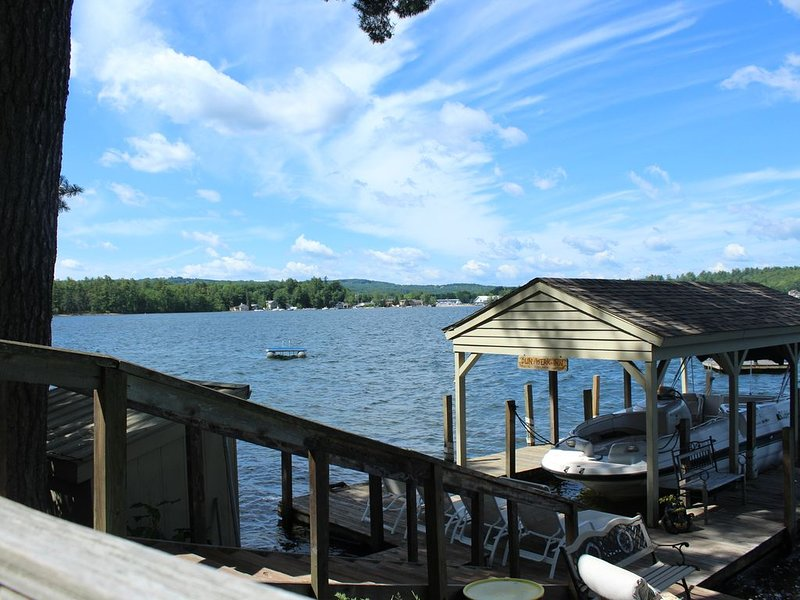 HIC44B - Cabin with Shared Beach, vacation rental in Gilford