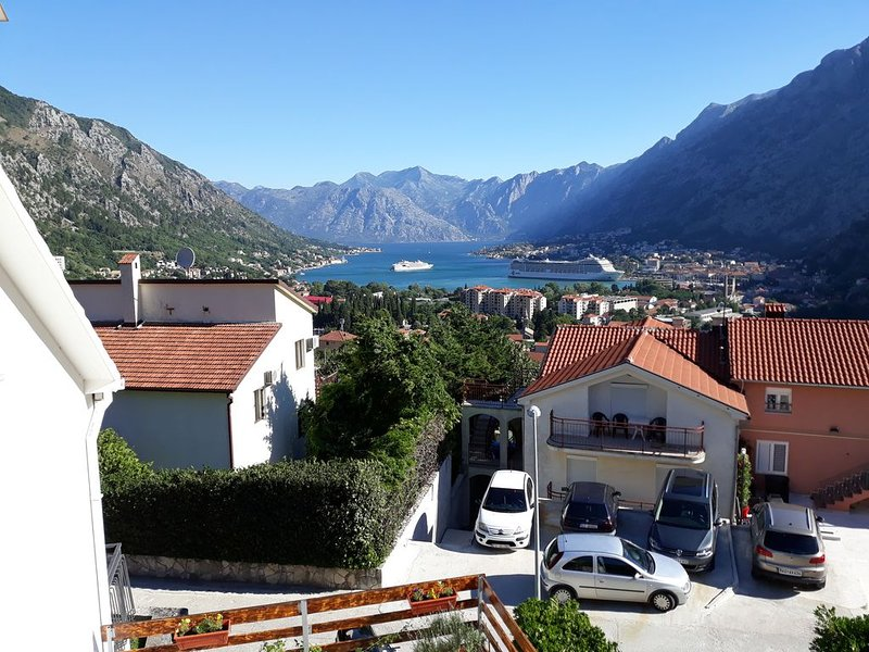 Apartment Gogo has been placed in Montenegro, holiday rental in Njegusi