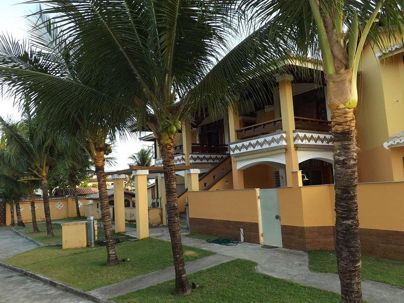 Apartamento Top Praia Taperapuan – semesterbostad i Porto Seguro