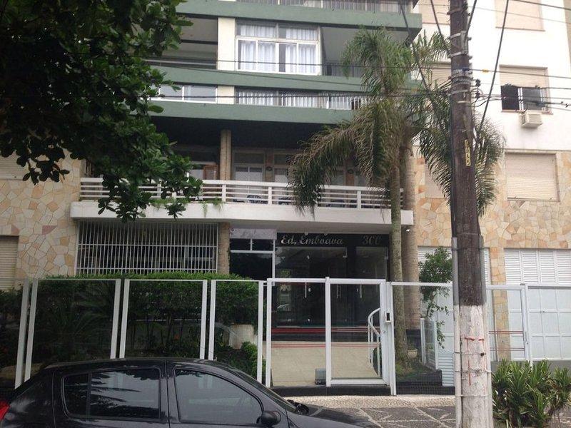 Alugo apartamento Guarujá, Pitangueiras - frente para o mar, location de vacances à Guaruja