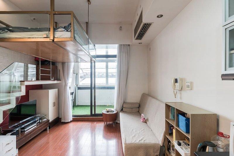Loft Studio with two floors
