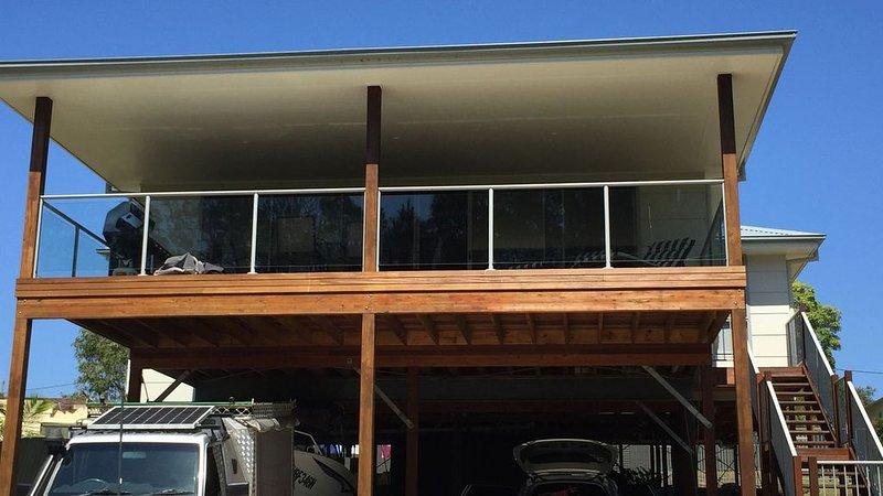 Tranquil Lakeside Getaway * Coomba Park, alquiler vacacional en Tuncurry