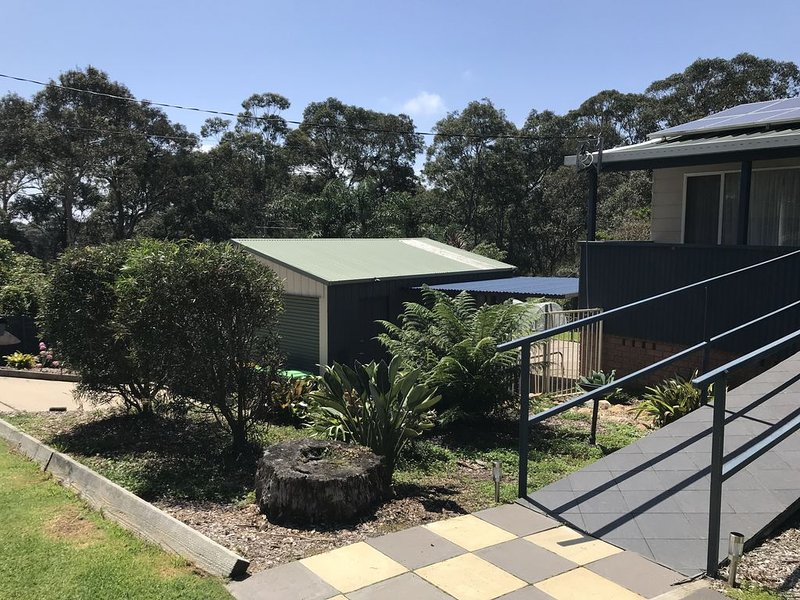 Crest cottage, Moruya Heads, vacation rental in Moruya