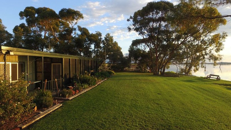 Swampy's Holiday House, holiday rental in Gunbower