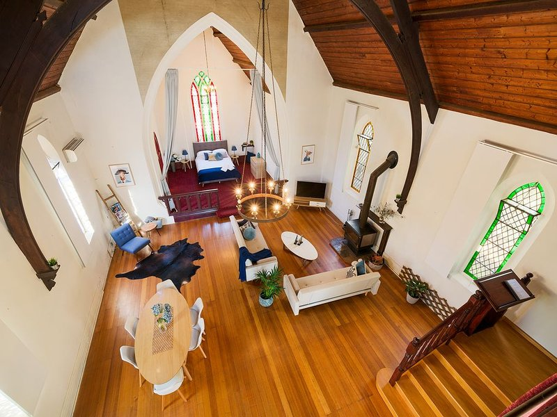 Villa Nova B&B Retreat Melbourne cup weekend - PETS YES, vacation rental in Harcourt