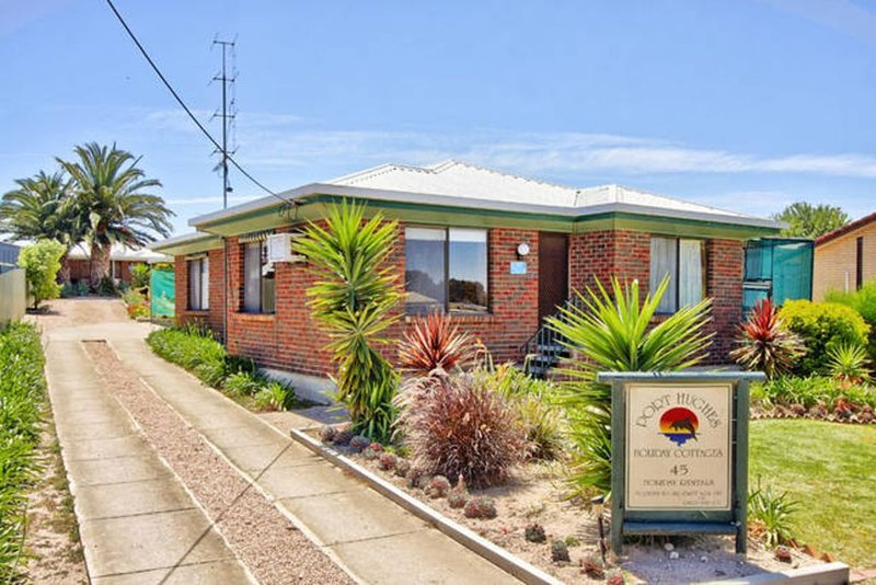 Port Hughes Holiday Cottages-Navigator's, casa vacanza a Moonta