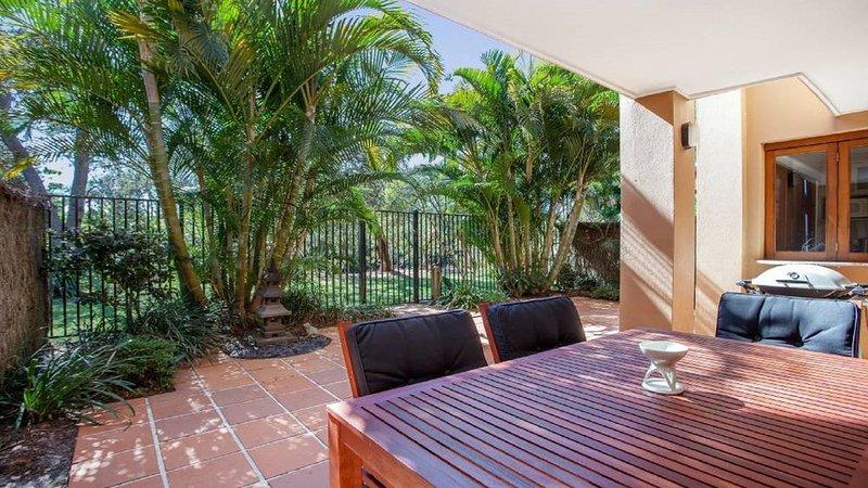 Bayvilla 3 * Belongil Beach, holiday rental in Tyagarah