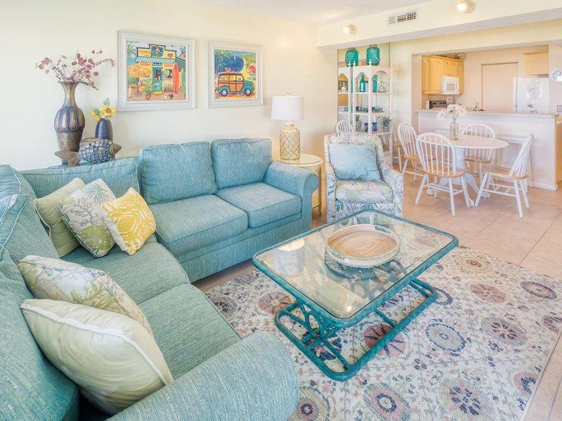 Vardagsrum - Samla familjen för att samlas i vardagsrummet för lekkväll eller för att se din favoritfilm.