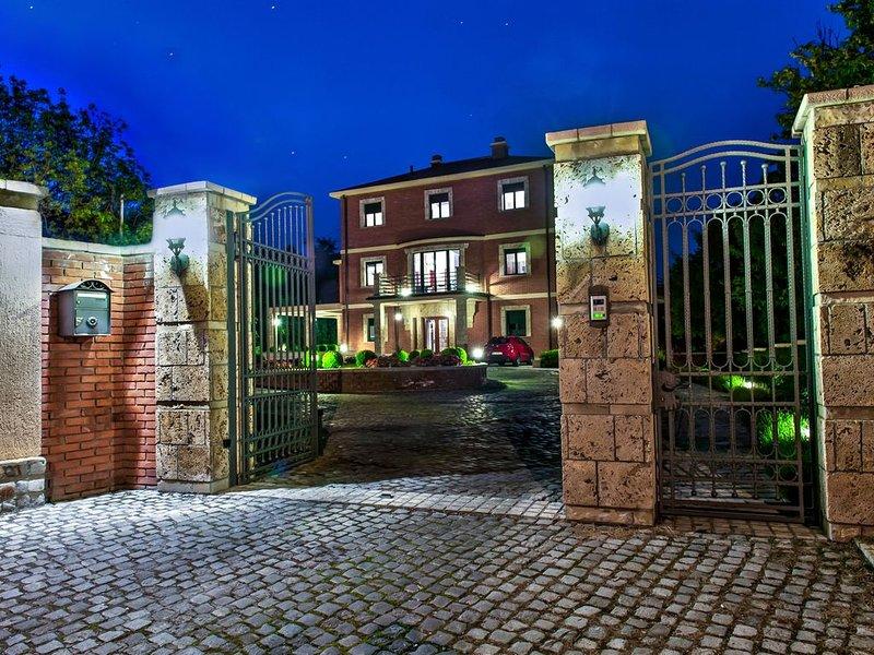 The Belgrade Hills Vila, holiday rental in Pancevo