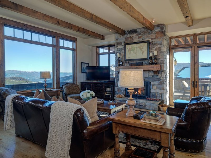 Moonlight Luxury Suite, Premium Ski In/Out at Moonlight Basin, holiday rental in Cameron