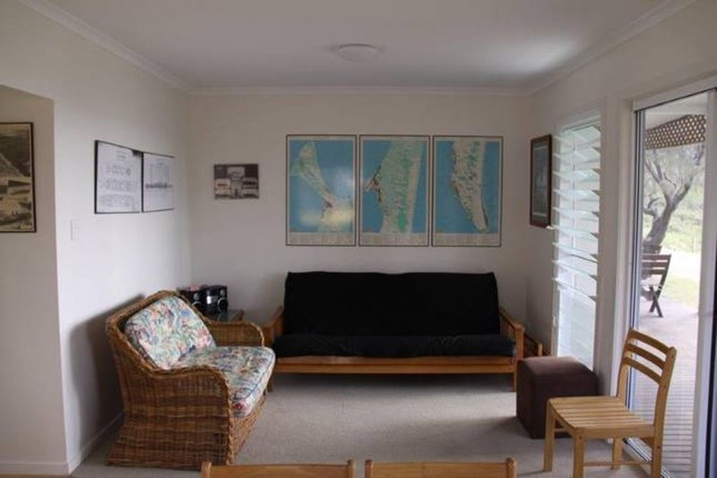 Fraser View unit 2 on Fraser Island, vacation rental in River Heads