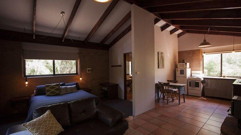 Karridale Cottages and Hop Farm - Studio 2, holiday rental in Karridale