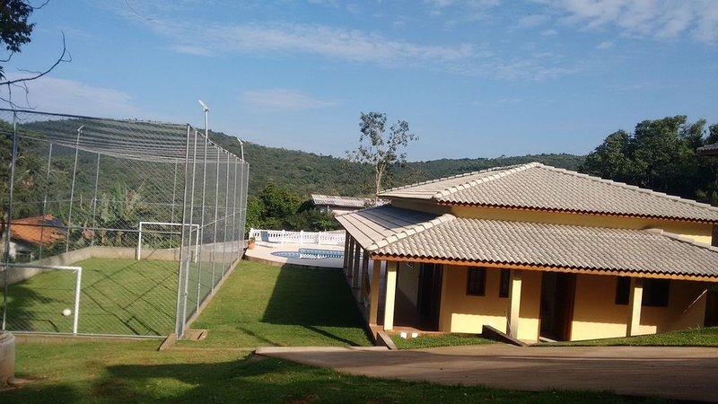 Linda Chácara em Mairiporã   Ar Puro, Muito Verde e Tranquilidade, location de vacances à Atibaia