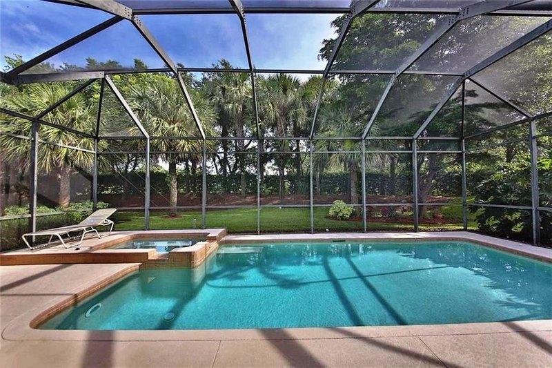 Florida pool-home getaway in Timber Ridge of Gateway!, vacation rental in Lehigh