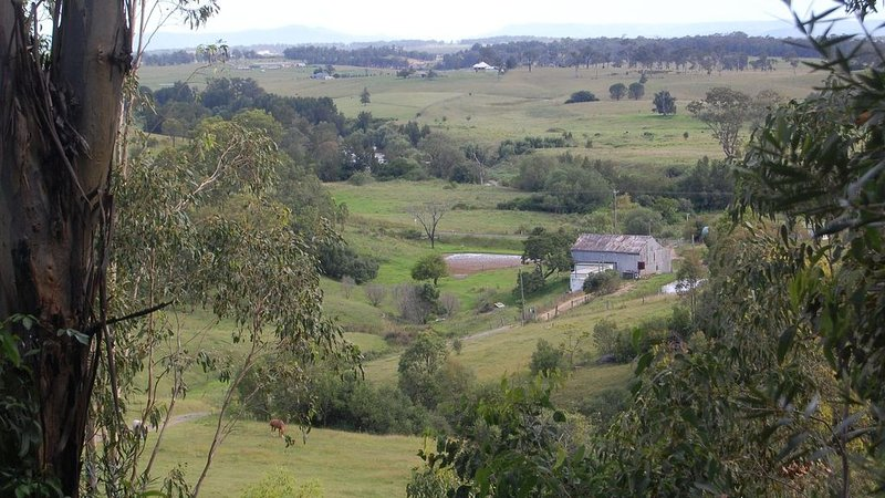 Romantic bush setting, privacy, amazing view, holiday rental in Morpeth