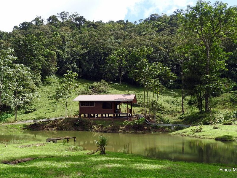 Beautiful Chalet in a quiet property, aluguéis de temporada em Guayabo