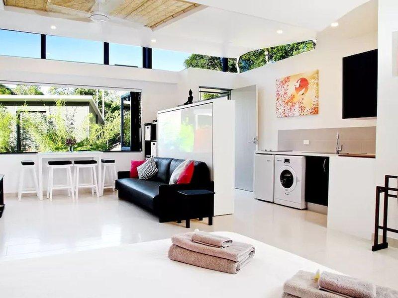 Zen Garden Suite - Driftwood Villa, casa vacanza a Yarrahapinni