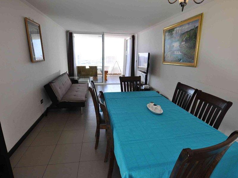 MIRADOR PLAYA BRAVA, COMODO APARTAMENTO, vacation rental in Iquique