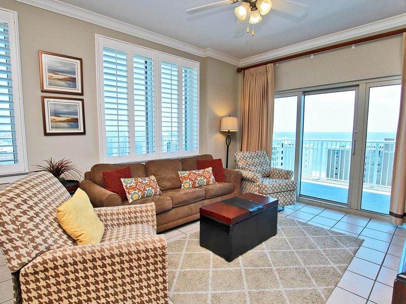 11th Floor Gulf View Corner Condo