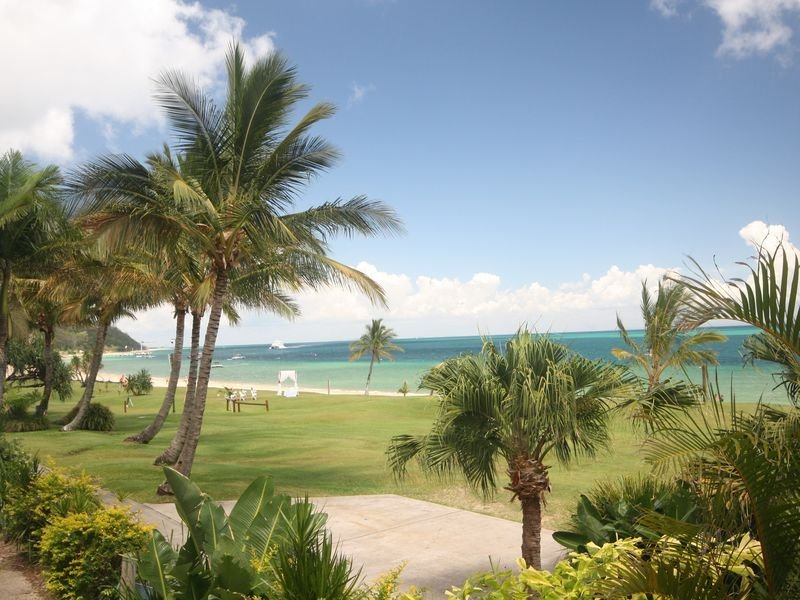 Oceanfront Airconditioned 2 Bedroom Villa, vacation rental in Tangalooma