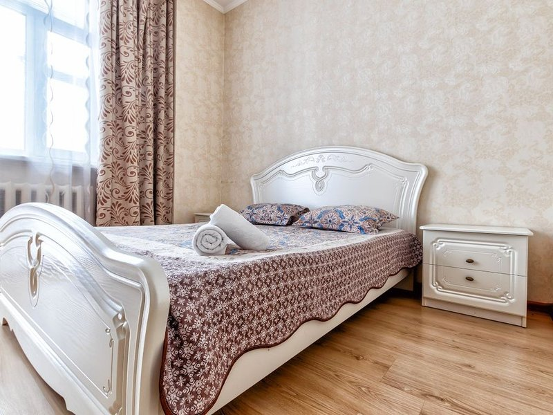 Уютная квартира ЖК 'Дипломат', Ferienwohnung in Nur-Sultan