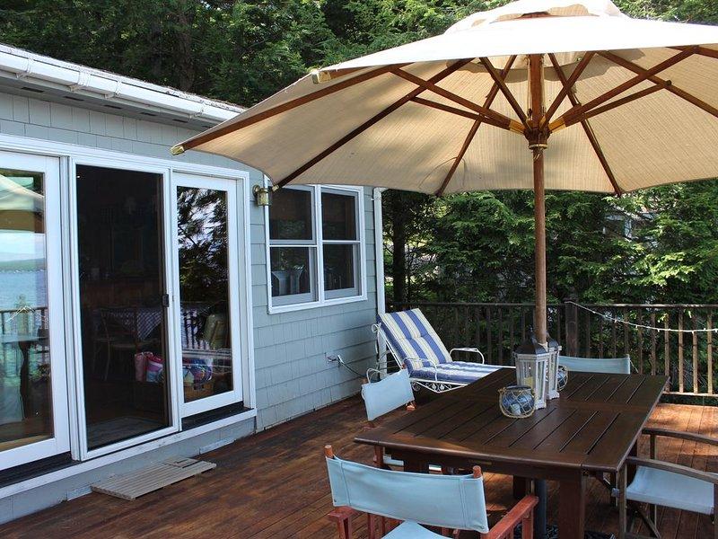 KLE176W - Alton Bay Waterfront, vacation rental in Alton Bay
