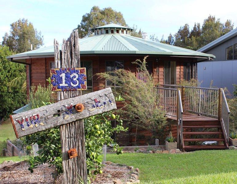 Yurt by Sea, Moruya Heads, location de vacances à Moruya