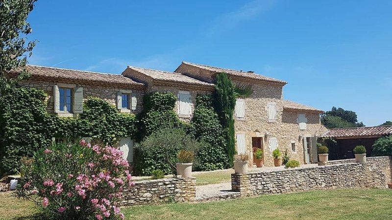 Villa Provence (South of France), holiday rental in Venejan