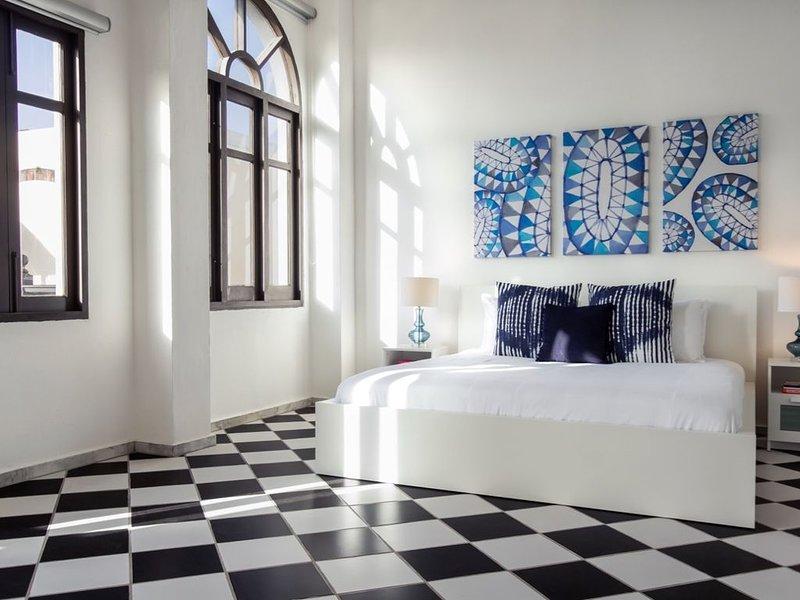 Enchanted Suite | Cozy 1 Bedroom Apartment in Old San Juan, alquiler vacacional en Guaynabo