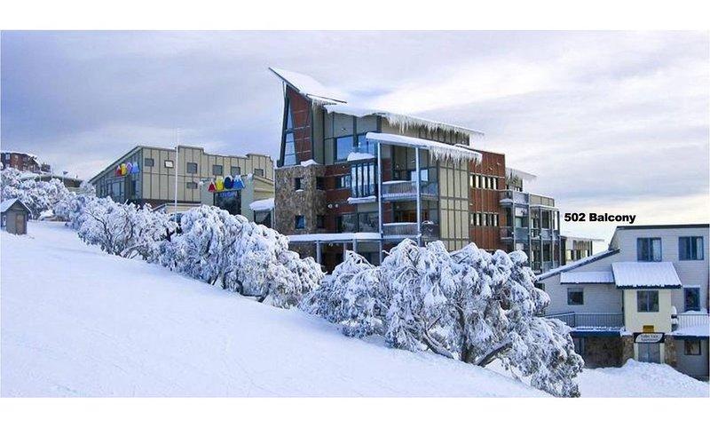 Mt Buller Prime Location, Ski in Ski Out, vacation rental in Mount Buller