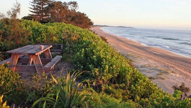 The Purple Place Beach House, casa vacanza a Minnie Water