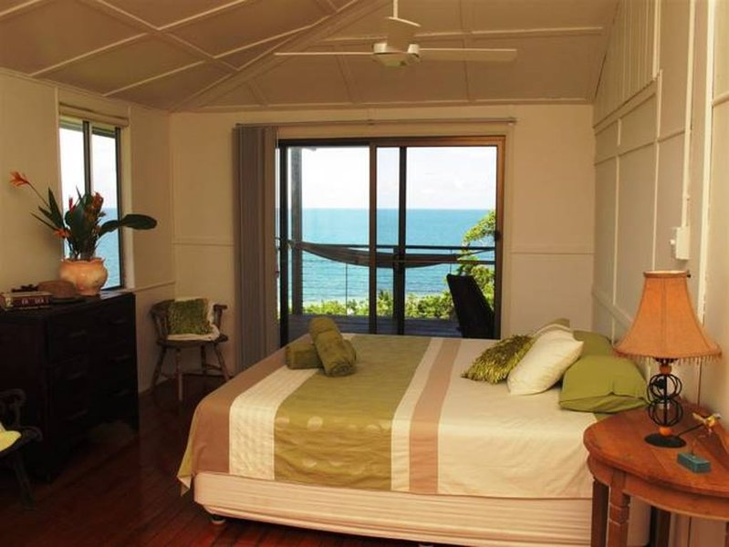 OceanView Cottage, near Mission beach, alquiler vacacional en Mission Beach