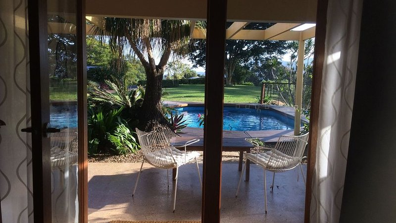 La Provence near Coolangatta and Byron Bay, holiday rental in Limpinwood