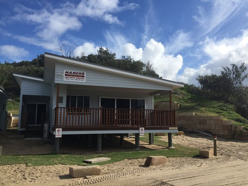 Maheno Cottages 'Tanaka', vacation rental in River Heads