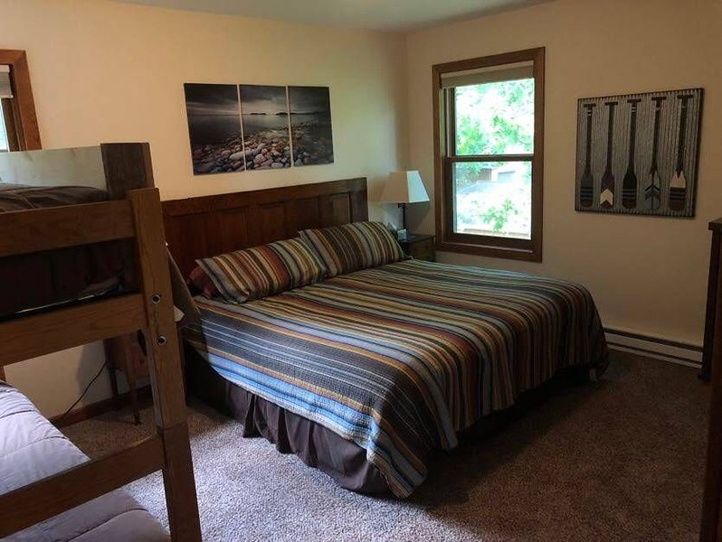 Arriba, dormitorio # 2