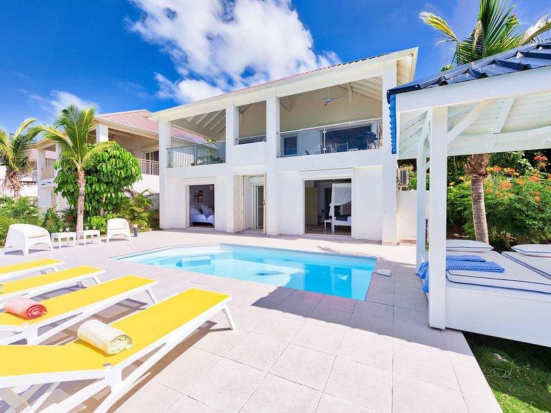Blue Sailing Luxury Villa, casa vacanza a La Savane